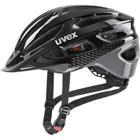 UVEX True Helm black/grey